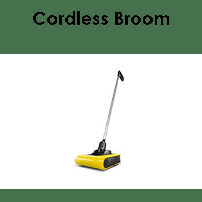 Kaercher Cordless Broom