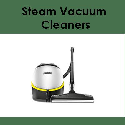 Kaercher Steam Vacuum Cleaners
