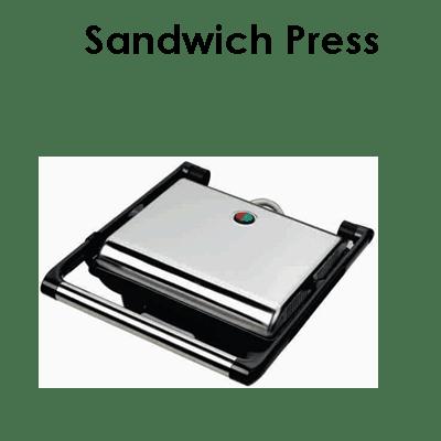 Sunbeam Sandwich Press