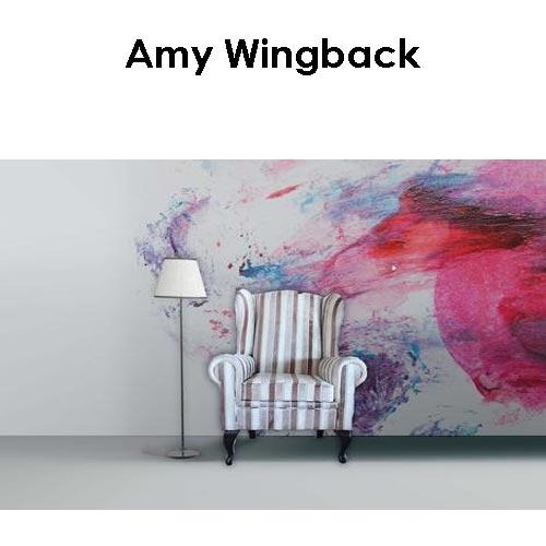 Beach House Amy Wingback