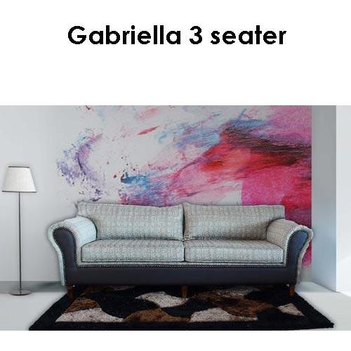 Beach House Gabriella 3 Seater