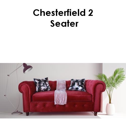 Beach House Chesterfield 2 Seater
