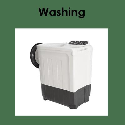 KIC Washing