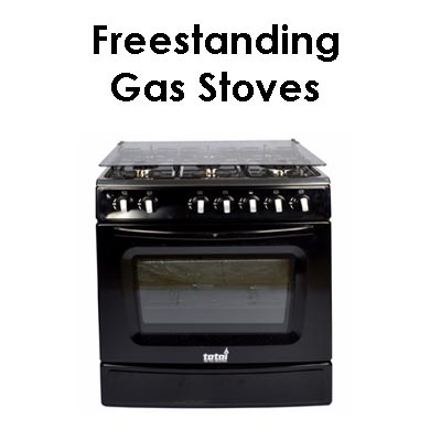Totai Freestanding gas Stoves