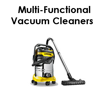 Kaercher Multi Functional Vacuum Cleaners