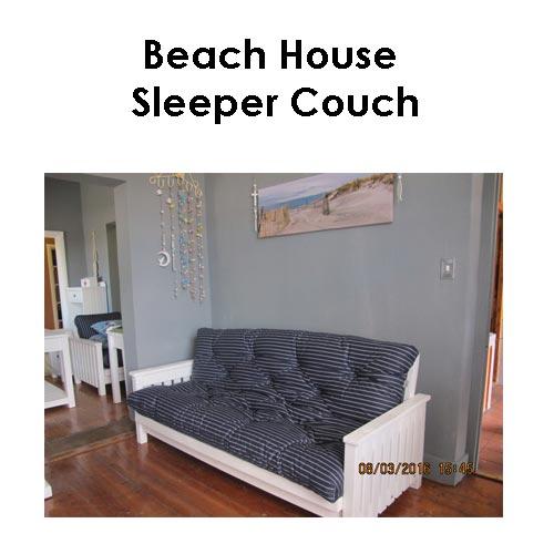 Beach House Sleeper Couch