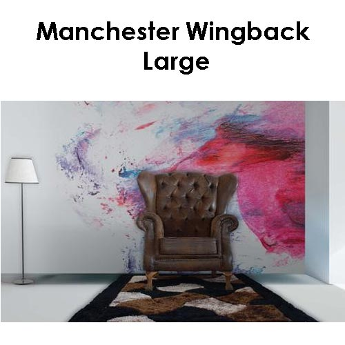 Beach house Manchester Wingback Large
