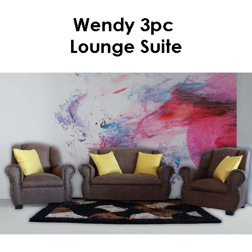Beach House Wendy 3pc Lounge Suite