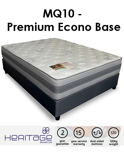 Rest Assured MQ10 Premium Econo Base