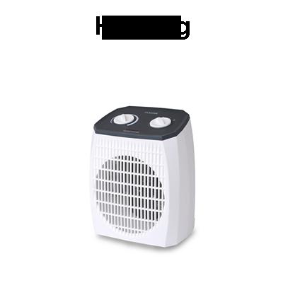 Goldair heating