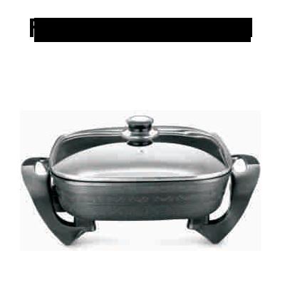 Sunbeam Frying Pan with lid