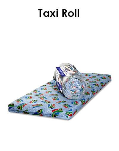 Strandmattress Taxi Roll