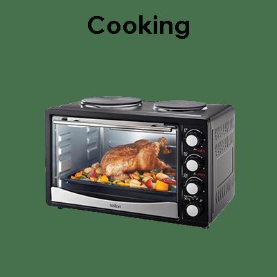 Salton Cooking