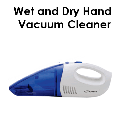 Conti Wet and dry hand vacuum