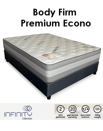 Rest Assured Body Firm Premium Econo