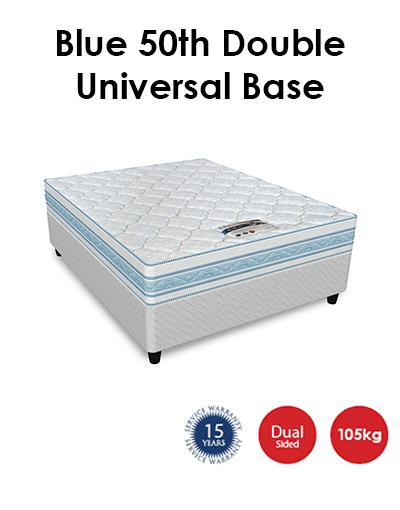 cloud nine Blue 50th Double Universal Base