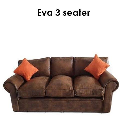 Beach House Eva 3 Seater