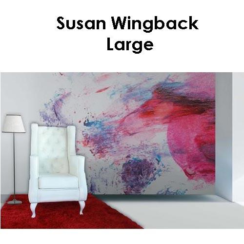Beach House Susan Wingback Large