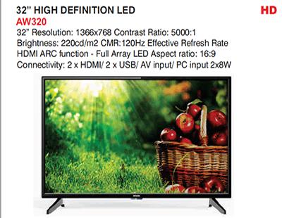 Aiwa 32 HD LED