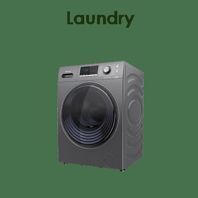 Hisense laundry