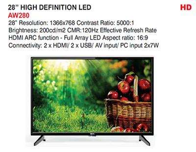 Aiwa 28 HD LED