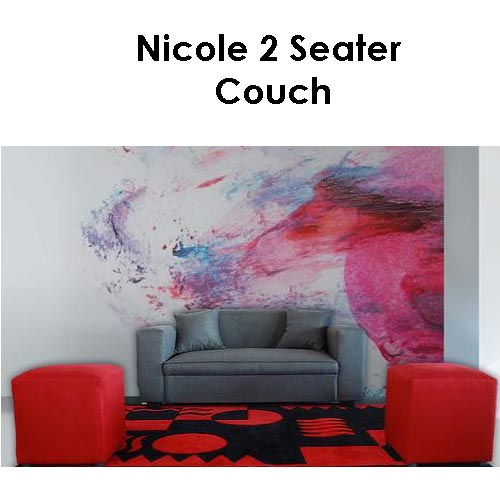 Beach House Nicole 2 Seater Couch
