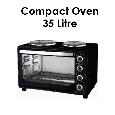 Sunbeam 35 Litre Compact Oven